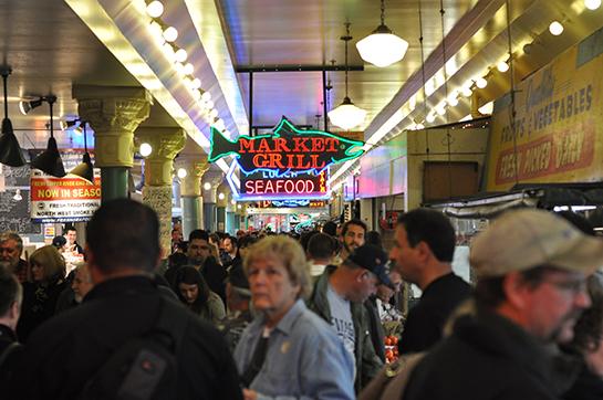 Seattle-fish-market