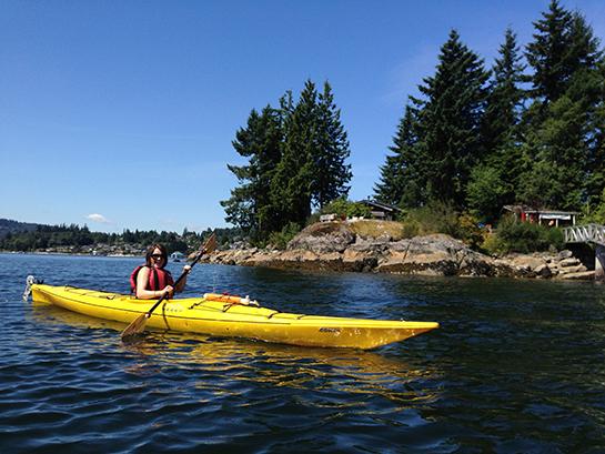 ang-kayaking
